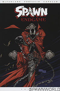Spawn Endgame Volume 2