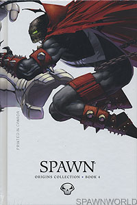Spawn Origins Collection Book 4