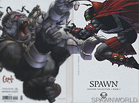 Spawn Origins Collection Book 4 Gatefold