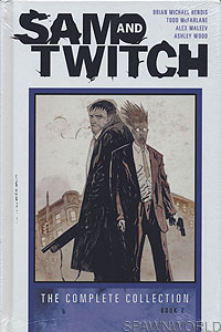 Sam and Twitch: The Complete Collection Vol 2