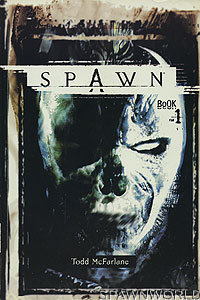 Spawn TPB 1 Version 2 1st Print