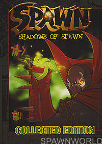 Shadows of Spawn Collected Edition