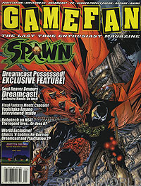 GameFan January 2000
