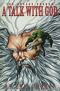Savage Dragon: A Talk With God