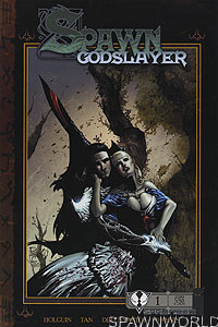 Spawn Godslayer 1 (SDCC Cover)