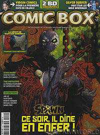 Comic Box Issue 49 (France)