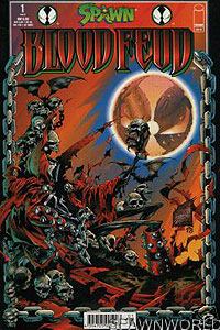 Spawn: Bloodfeud 1 - Germany