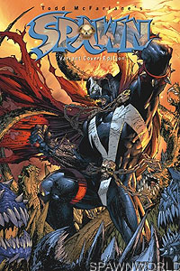 Spawn 76 Jim Lee Variant (Panini) - Germany