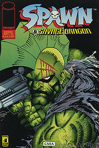 Spawn & Savage Dragon 6 - Italy