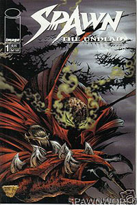 Spawn: The Undead 1 - Netherlands