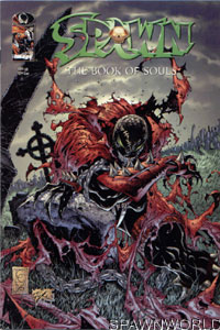 Spawn: The Book of Souls (regular)