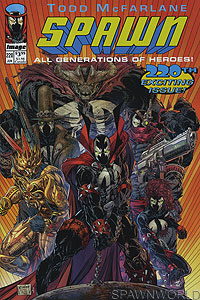 Spawn 20th Anniversary