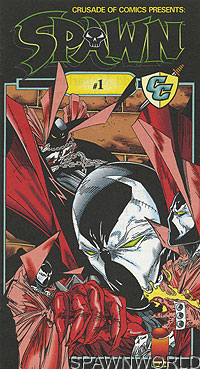 Crusade of Comics Presents: Spawn 1