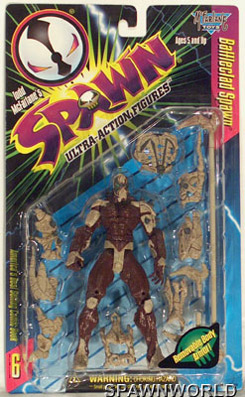 Spawn Series 6 Battleclad Spawn